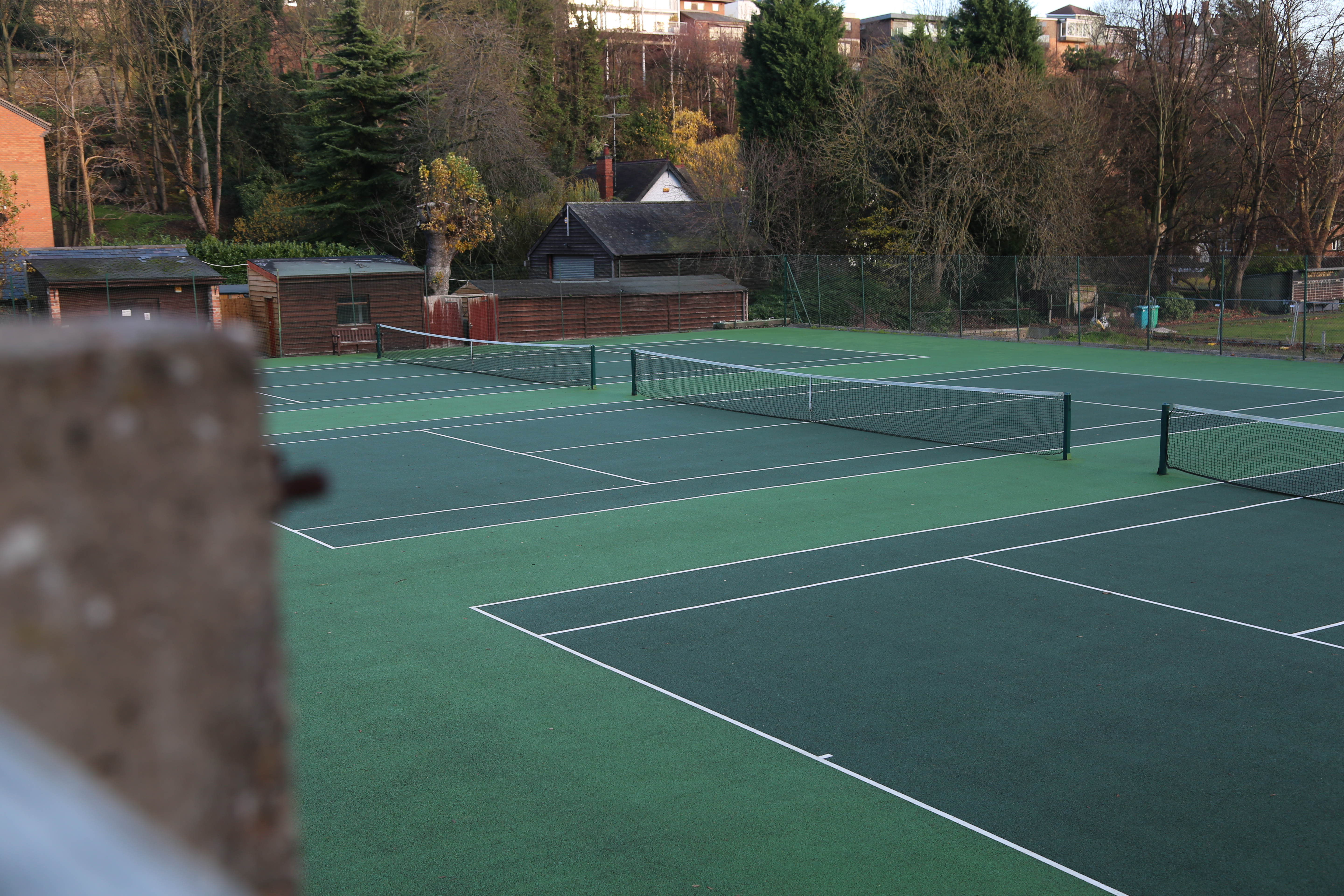 Tennis Courts for Hire at Activeace Arena